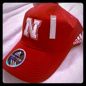 Nebraska Husker official new era team sideline hat